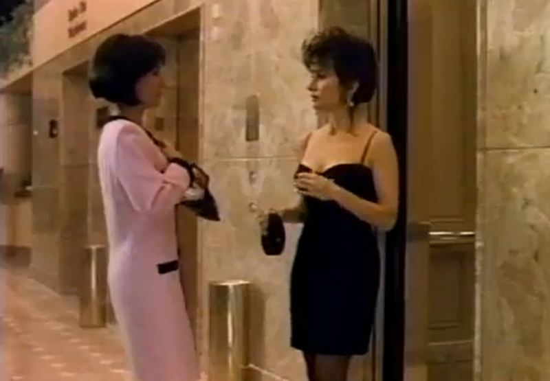 Susan Lucci meets Susan Lucci