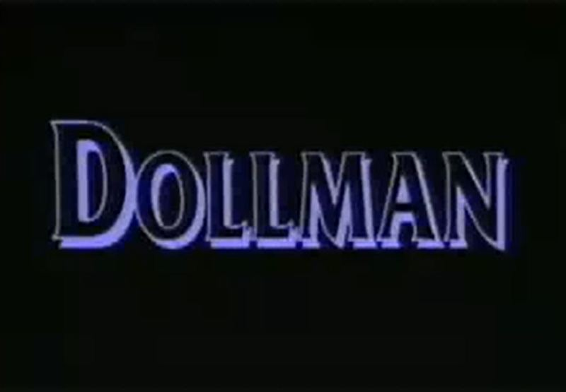 Dollman title card
