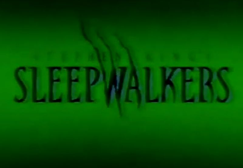 Sleepwalkers title card
