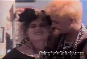 Punkers in love