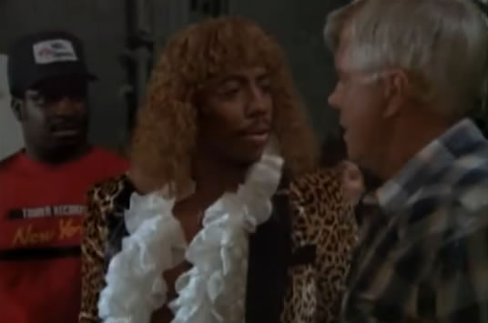 Rick James and Hannibal.