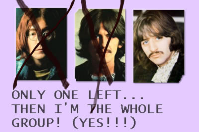 Beatles postsecret