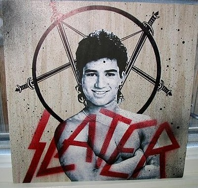Slater is Slayer is Slater