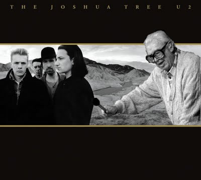 U2 and Harry Caray