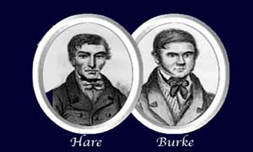 Hare and Burke
