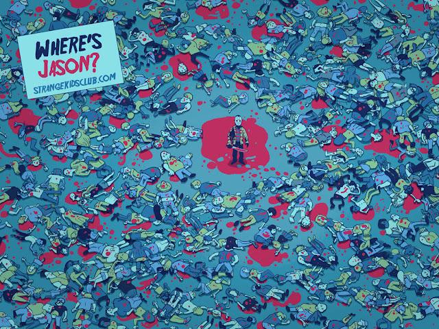 Where's Jason Voorhees?