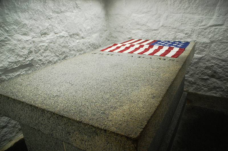 Tomb of John Adams