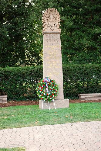 Taft gravesite
