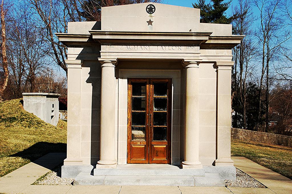 Zachary Taylor's Tomb