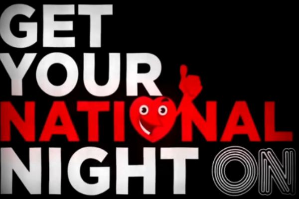 National Night in SIngapore!