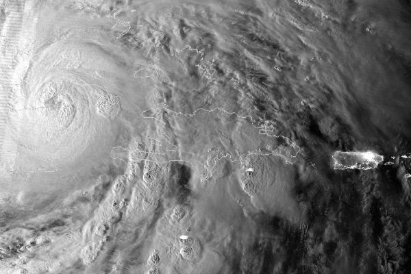 Hurricane Sandy (photo courtesy NASA)