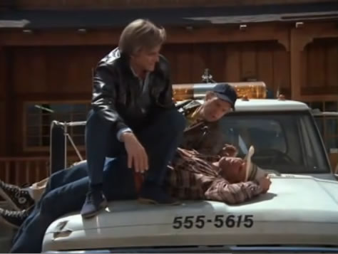 Face and Murdock tackle a tow truck guy