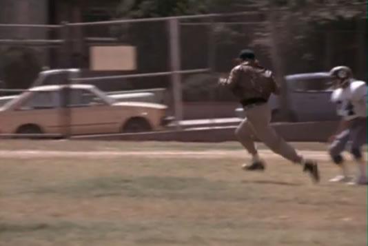 Murdock runs for a touchdown