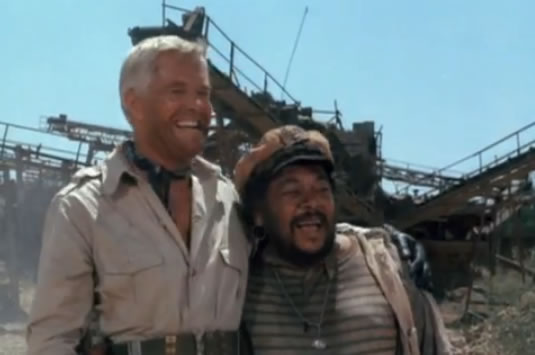 Hannibal and El Cajon are buddies