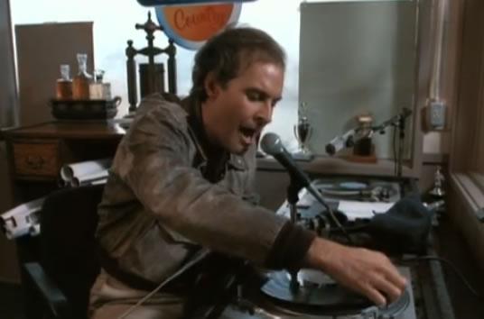 Murdock spins some discs