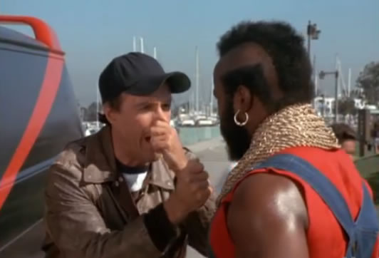 My Year With The A-Team: Season 3, Episode 6 – Double Heat – Brady