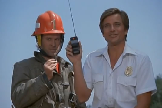 Murdock and Face and a detonator