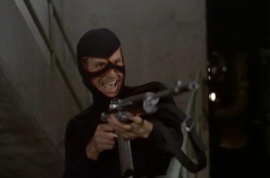 Murdock in a ski mask
