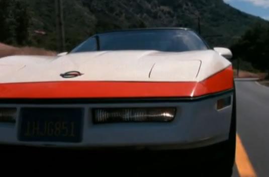 Face's Corvette