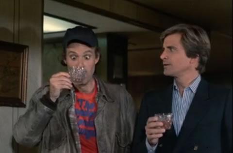 Murdock's wacky toast