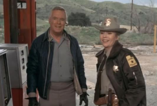 Hannibal and Sheriff Ann