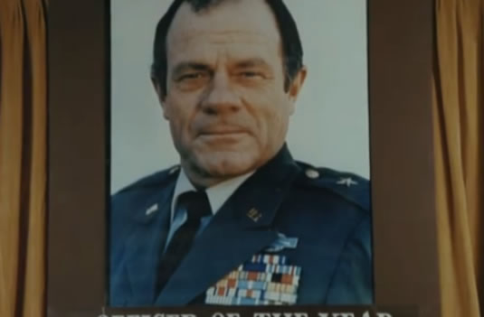 Big picture of General Fulbright