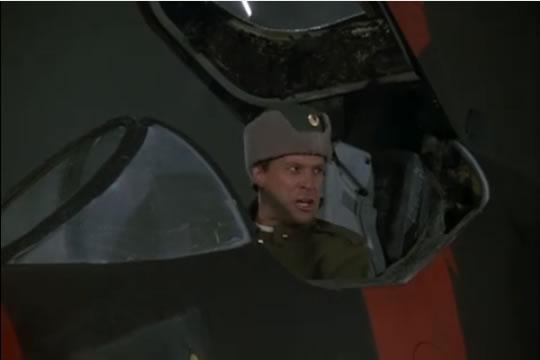 Murdock steals Soviet jet
