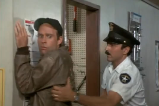 Murdock gets arrested