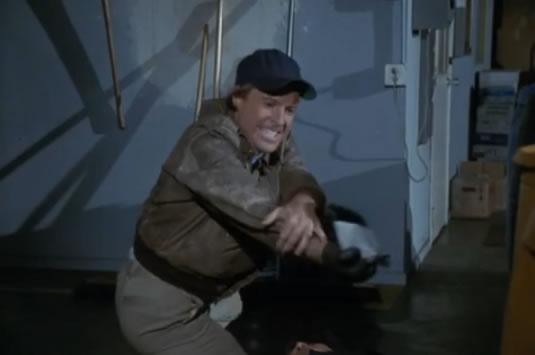 Murdock tries to control Lefty