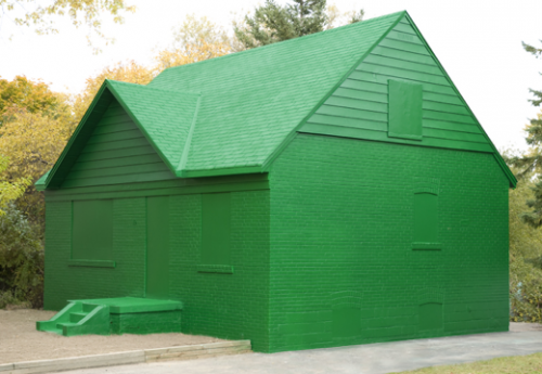 Monopoly house