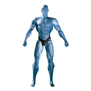 Dr. Manhattan: The Hanes Profile