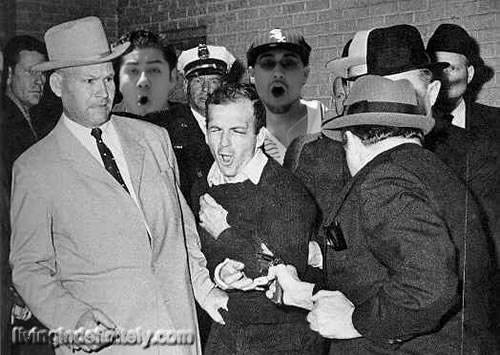 Holy Crap, Dude, it's Lee Harvey Oswald