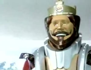 You will submit to the cheesy bacon. The BK Robot will see to that.