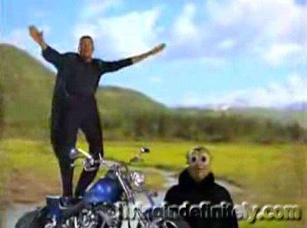 Flying Hasselhoff