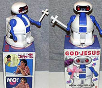 God-Jesus robot