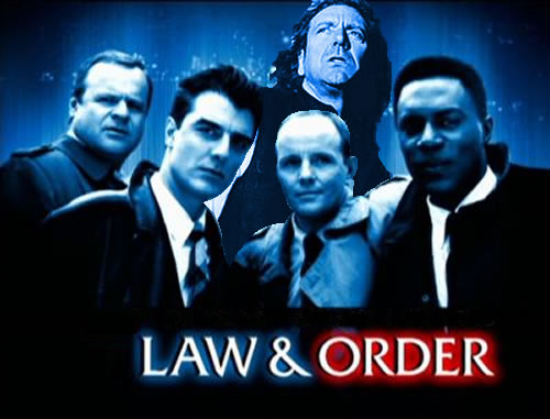 Law and Order and Robert Plant
