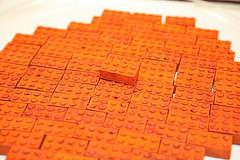 LEGO chocolates