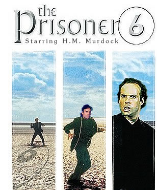 H.M. Murdock is The Prisoner!