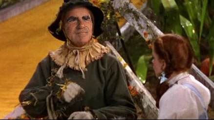 Nixon is Scarecrow