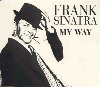 Frank Sinatra 'My Way' album cover