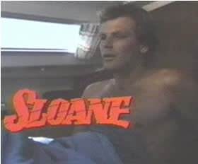 Sloane title screen