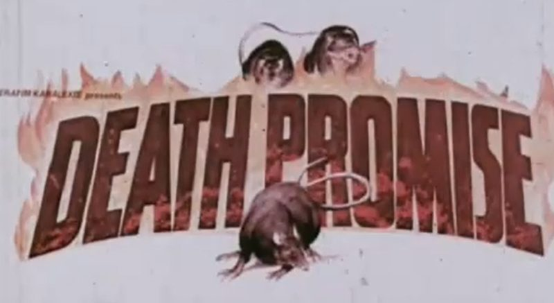 Death Promise title