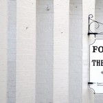 Ford's Theater sign