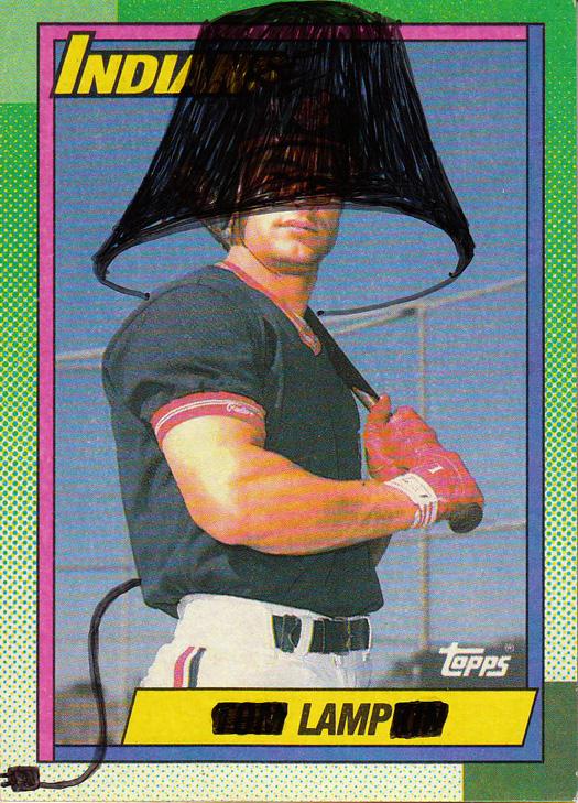 """Tom Lampkin as """"Lamp"""""""