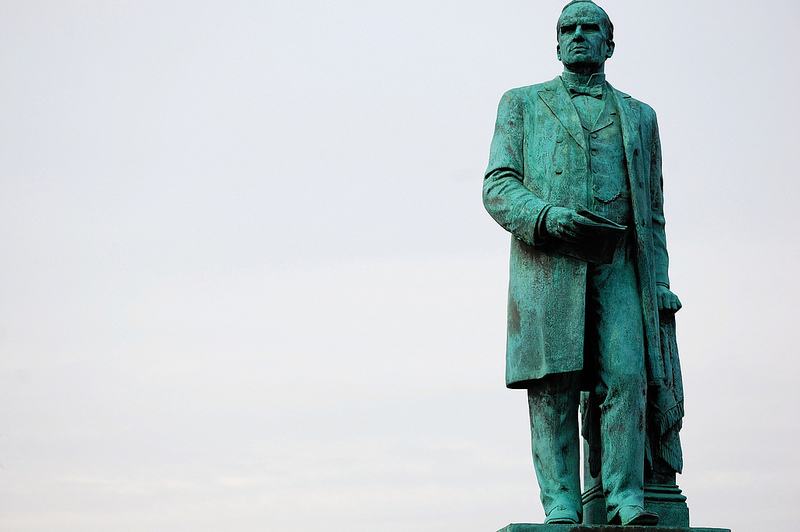 William McKinley statue, Chicago