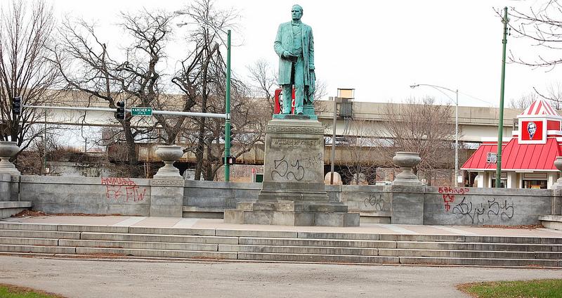William McKinley statue, Chicago
