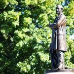Statue of James Garfield, Washington.