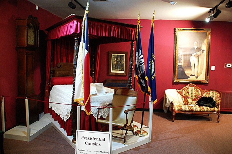 """Presidential Cousins"" at the James Madison Museum"