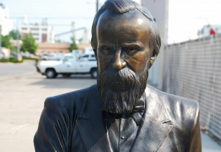 Rutherford B Hayes Death Stare