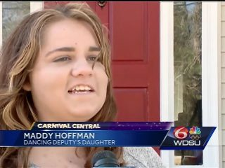 Maddy Hoffman: Dancing Deputy's Daughter